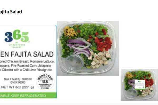 Ready To Eat Salads From Whole Foods Are Being Recalled Due To