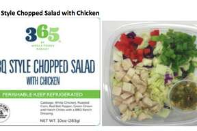 These ready-to-eat salads distributed and sold at California Whole Foods locations are being recalled due to Listeria and Salmonella concerns, the USDA announced Wednesday.