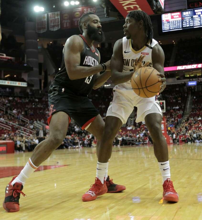 Houston Rockets: Pelicans Torch Rockets In Season-opening Blowout