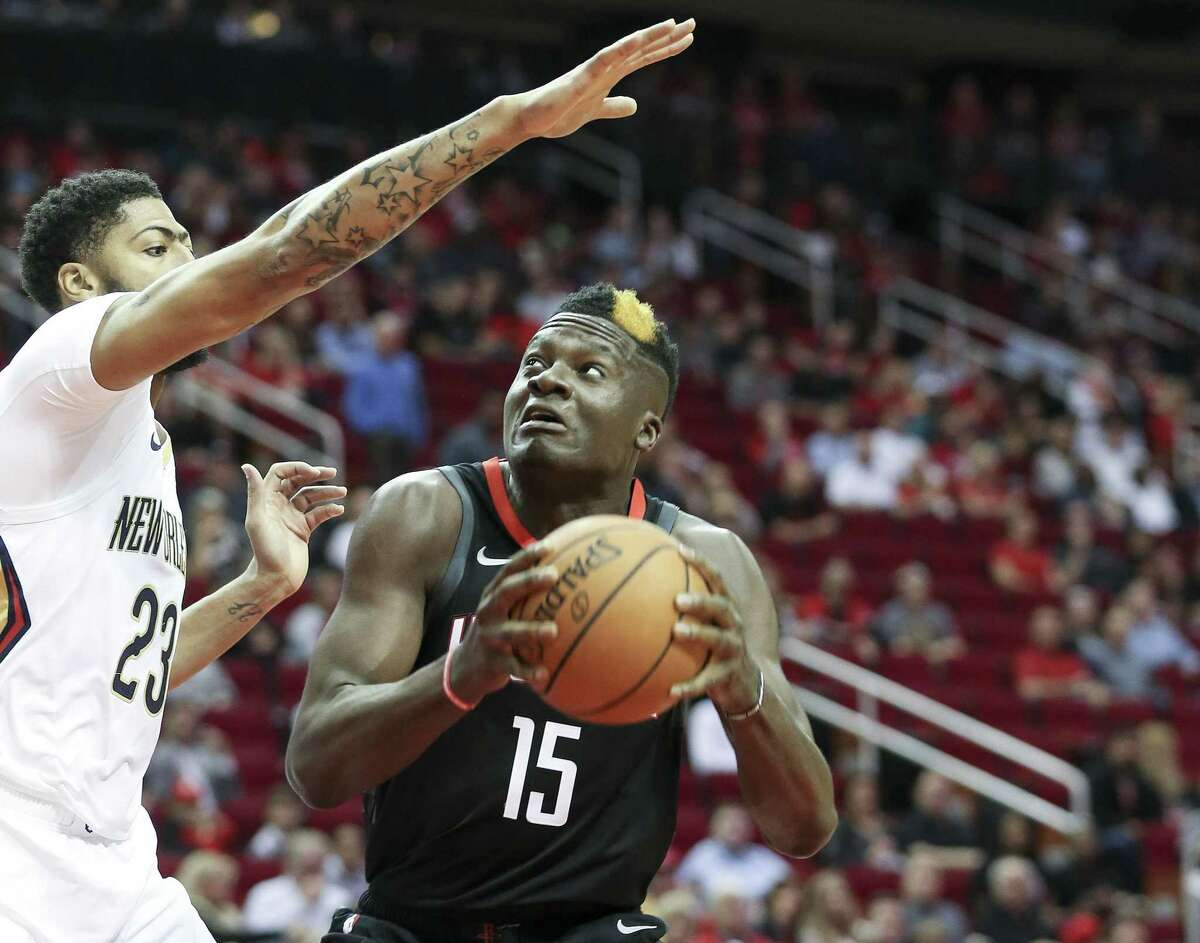 Oct. 17:Pelicans 131, Rockets 112 Point leaders Rockets:Eric Gordon(21) Pelicans:Anthony Davis(32) Record:0-1
