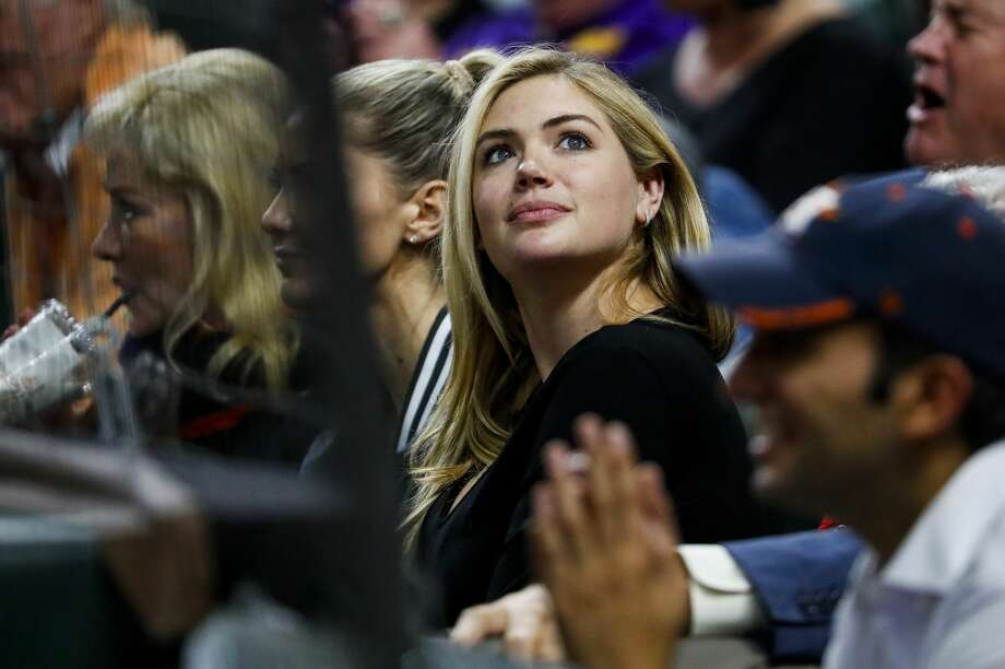 "PHOTOS: Kate Upton on Wednesday Astros game Kate Upton watches Game 4 of the American League Championship Series at Minute Maid Park on Wednesday, October 1<div class=""e3lan e3lan-in-post1""><script async src=""//pagead2.googlesyndication.com/pagead/js/adsbygoogle.js""></script>