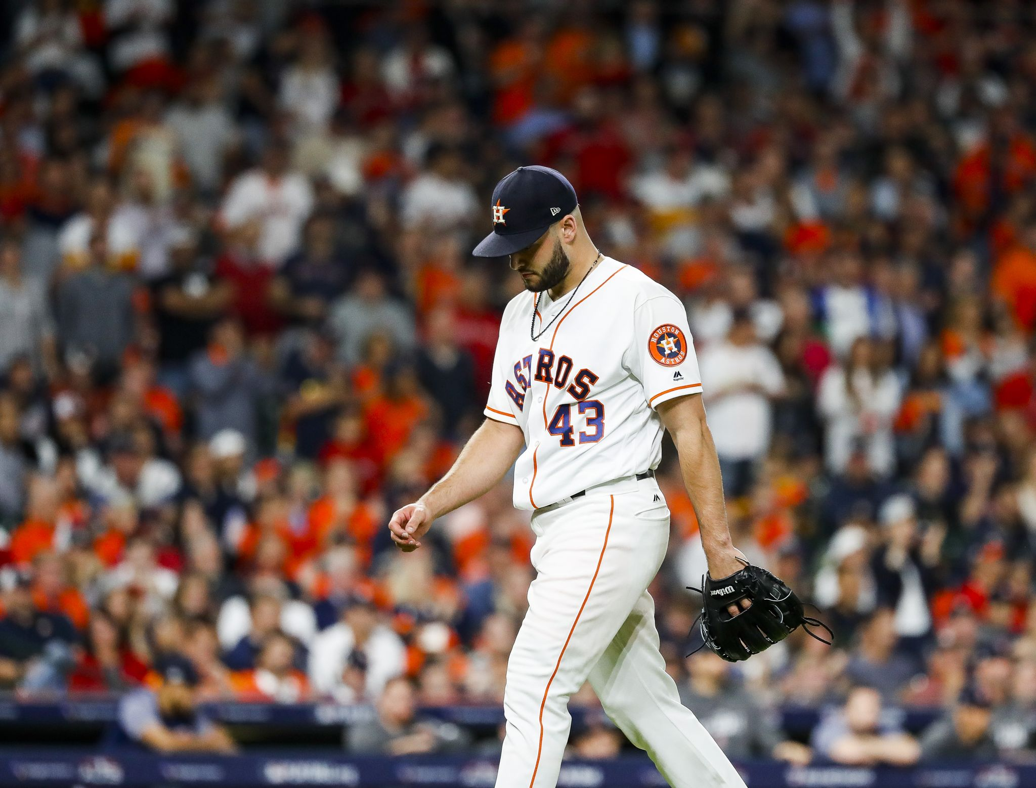 So close, yet so far: Red Sox's 2-out RBIs burn Astros in Game 4 loss