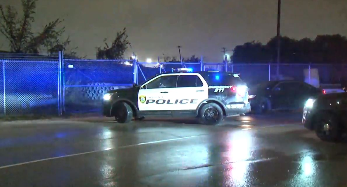 Man found dead after being hit by train downtown - Houston Chronicle