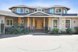 18550 Half Moon St. in Sonoma is a seven-bedroom, seven-bathroom with 6,304 square feet of living space.