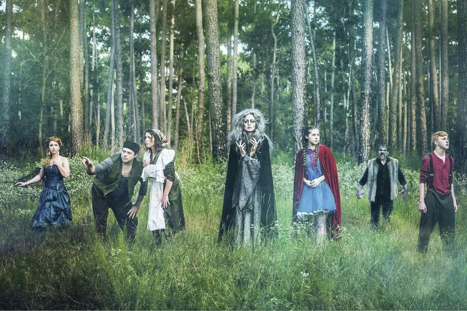 "Stage Right opens ""Into The Woods"" Oct. 19 at the Crighton Theatre in downtown Conroe. (Photo by Kelly Schroeder.)"