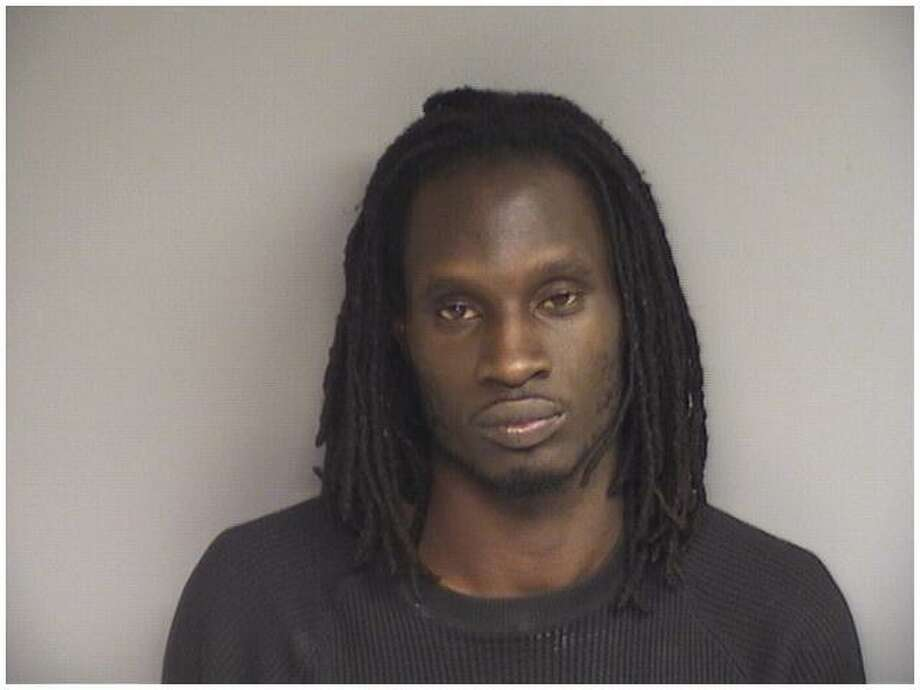 Convicted drug dealer Willi Bazelais, 24, was arrested again on Tuesday for drug dealing in Stamford on Oct. 16, 2018. Photo: Stamford Police / Contributed