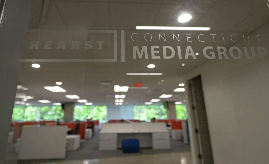 Hearst Connecticut Media Group offices at 301 Merritt 7 in Norwalk, Conn. Photo: Erik Trautmann / Hearst Connecticut Media / Norwalk Hour