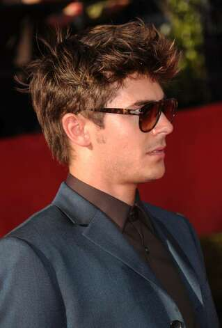 LOS ANGELES, CA - JULY 14:  Actor Zac Efron arrives at the 2010 ESPY Awards at Nokia Theatre L.A. Live on July 14, 2010 in Los Angeles, California.  (Photo by Jason Merritt/Getty Images) *** Local Caption *** Zac Efron Photo: Jason Merritt, Getty Images / 2010 Getty Images