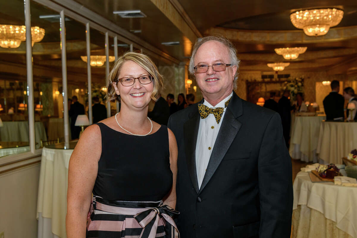 Were you Seen at Hudson Valley Community College's annual Foundation Gala at the Franklin Plaza Ballroom in Troy Oct. 12, 2018?