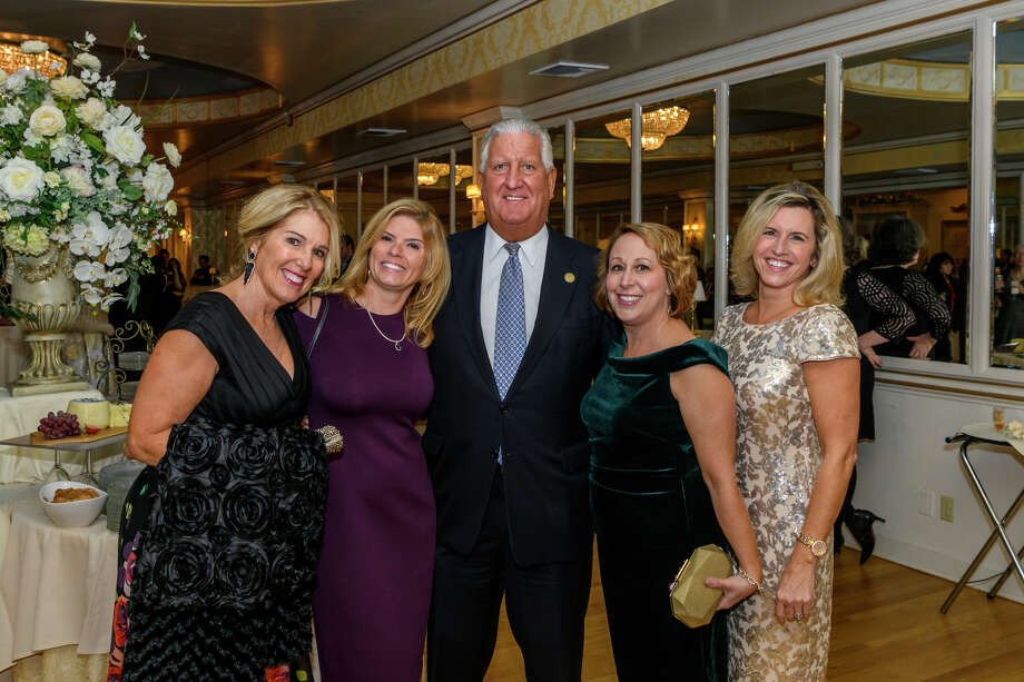 Were you Seen at Hudson Valley Community College's annual Foundation Gala at the Franklin Plaza Ballroom in Troy Oct. 12, 2018? Photo: Vincent Giordano For HVCC / Copyright 2018
