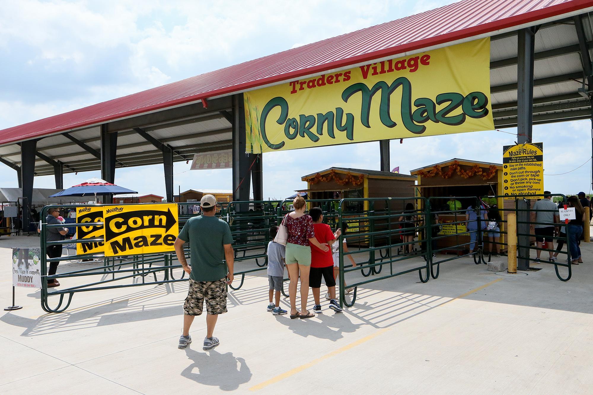 El único laberinto de maíz de San Antonio regresa este octubre, con un cameo de Charlie Brown