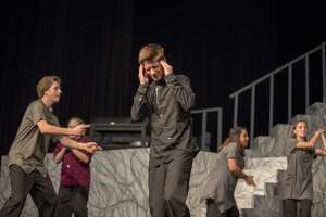 """""""The Giver"""" closes this weekend. 7:30 p.m Friday and Saturday; 2:30 p.m. Sunday at Permian Playhouse, 310 W. 42nd St., Odessa. $10. permianplayhouse.com."""