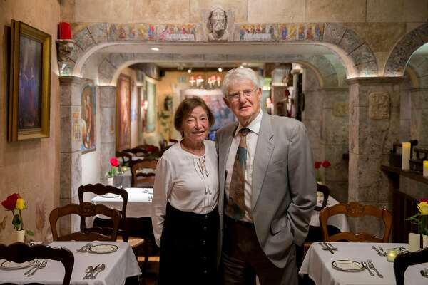 Welcome to Jeanne d'Arc, the Frenchiest bistro in San Francisco