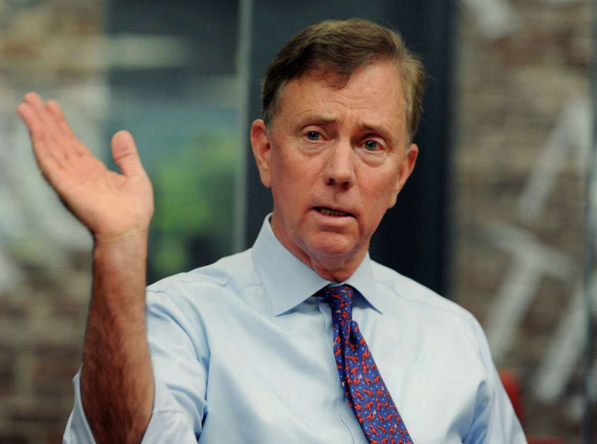 Ned Lamont, Democratic candidate for governor of Connecticut.