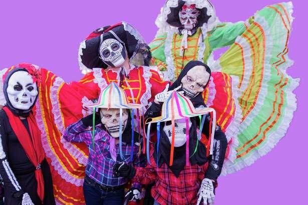 Here's a roundup of Halloween and Día de los Muertos events in San Antonio.