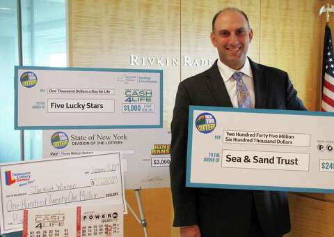 What you need to know if you win the lottery - Times Union