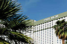 The upper floors of Las Vegas' Park MGM were converted into the upscale NoMad Hotel.