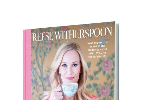 The cover of Reese Witherspoon's new book.
