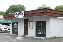 Chuck's Sports Bar is on Main Street in downtown League City.