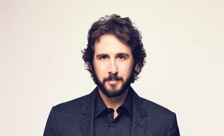 Singer and actor Josh Groban
