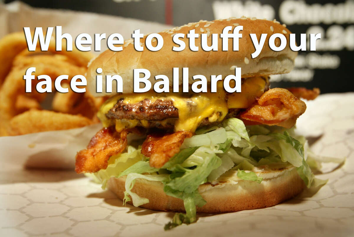 Ballard is overwhelmingly crammed with restaurants. Let us make a few suggestions for your culinary exploration of this rich neighborhood.