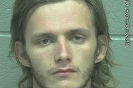 Skyler Don Conklin, 22, was arrested Oct. 14 after he allegedly sliced a man with a knife, according to court documents.