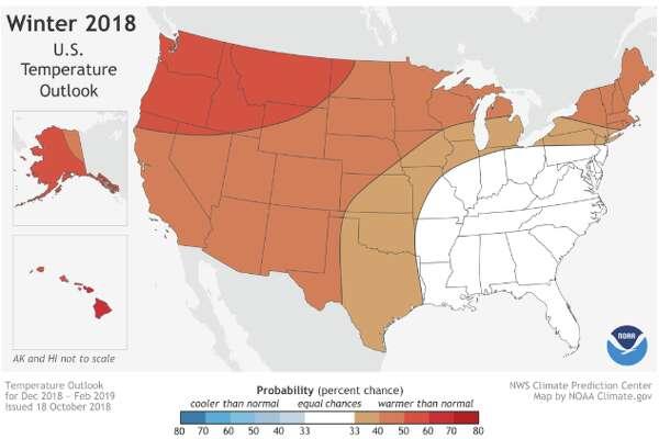 NOAA's winter weather outlook won't make California skiers