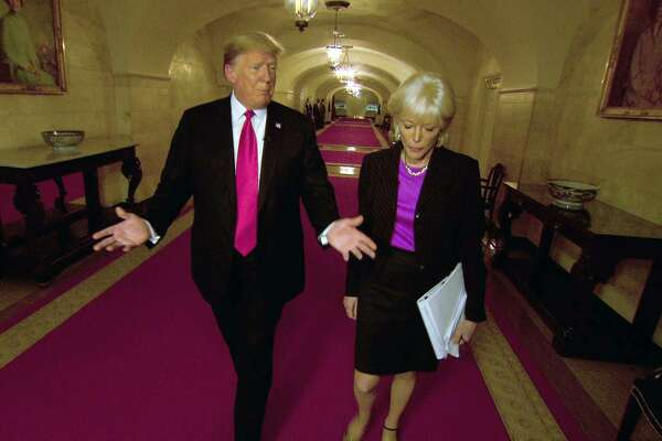 "The Founding Fathers considered themselves men of honor whose word was their bond. With President Donald Trump, however, the falsehoods flow. During during an interview Sunday for ""60 Minutes, though, Lesley Stahl a good job calling him out on his untruths."
