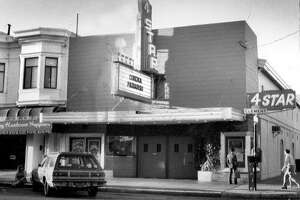 4-STAR THEATRE (Oct. 3, 1990): The 4-Star was built in 1912. The photo caption says this Richmond District theater is closing -- one of several near death experiences for the Clement Street fixture.