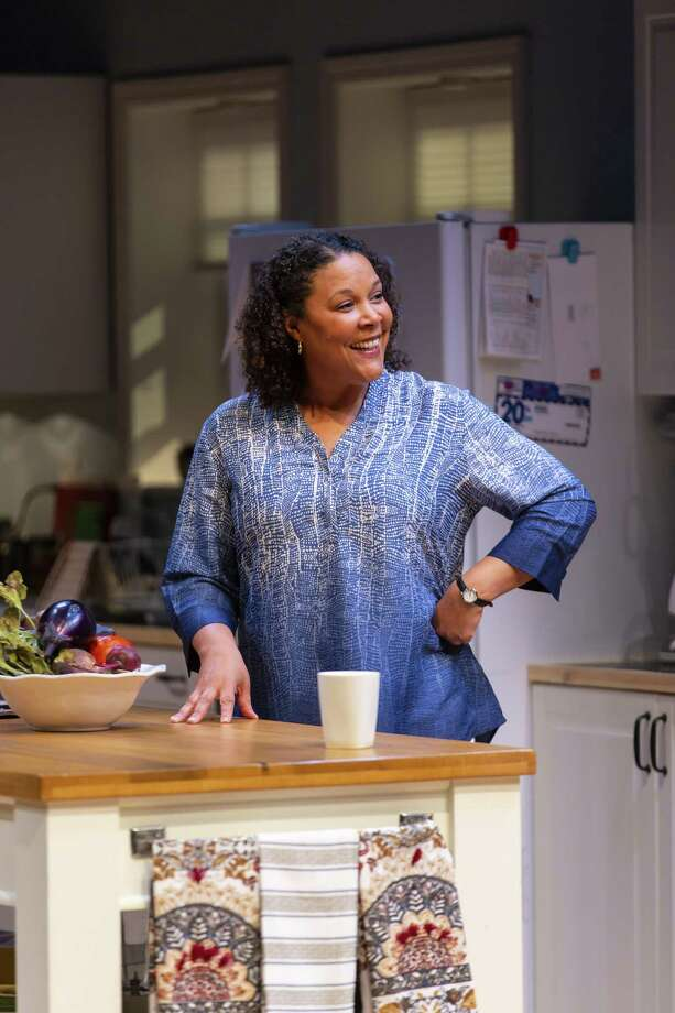 "Linda Powell plays the recently divorced Sharon in ""The Roommate."" Photo: Courtesy Of T. Charles Erickson"