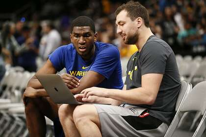Warriors assistant Chris DeMarco to coach Bahamas