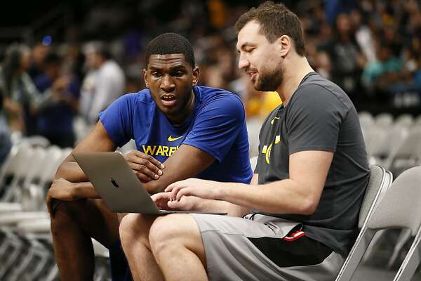 How jiujitsu helped Kevon Looney prepare for bigger role with Warriors
