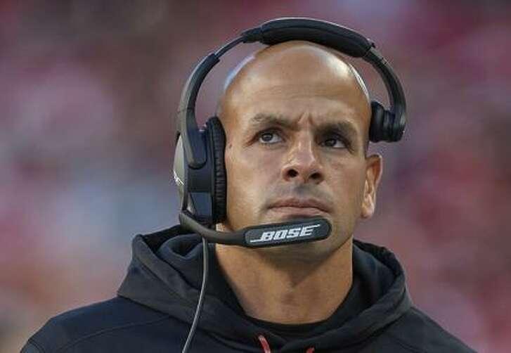 Coach Robert Saleh's defense ranks 19th in the NFL.