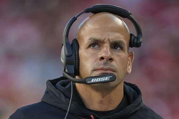 49ers defensive coordinator Robert Saleh says he can handle the heat