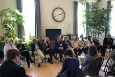 Eleven candidates seeking election state legislative and Senate seats, discussed issues such as mental health services, wages and housing at an election forum at Prime Time House.