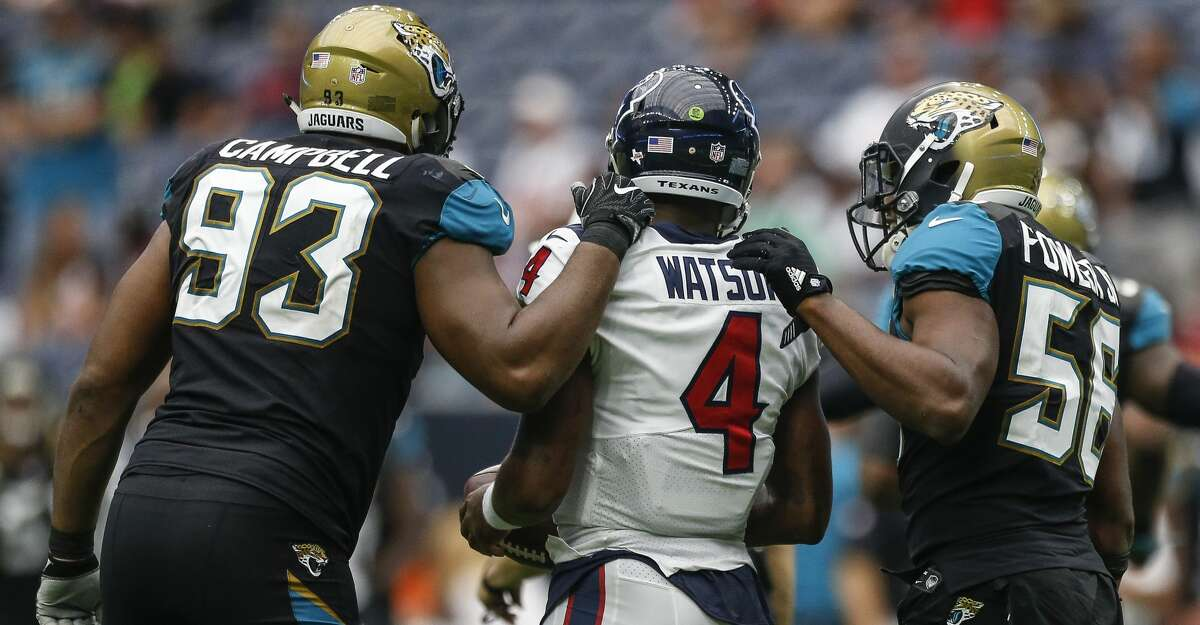 Houston plus-5 at Jacksonville Jaguars 24-20