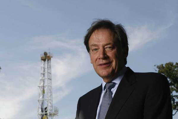 Schlumberger CEO and Chairman Andrew Gould at company's U.S. headquarters in Sugar Land on Wednesday September 27, 2006 in Sugar Land, TX. Schlumberger is the world's largest oilfield services company and has had a local presence since the 1930s; it recently consolidated its New York offices in Houston. Schlumberger is coming off a record quarter and anticipates solid financial growth as profit-rich oil companies invest more in exploration. Photo by Mayra Beltran / Houston Chronicle