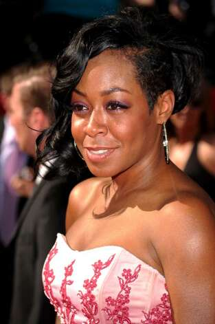 LOS ANGELES, CA - JULY 14:  Actress Tichina Arnold arrives at the 2010 ESPY Awards at Nokia Theatre L.A. Live on July 14, 2010 in Los Angeles, California.  (Photo by Jason Merritt/Getty Images) *** Local Caption *** Tichina Arnold Photo: Jason Merritt, Getty Images / 2010 Getty Images