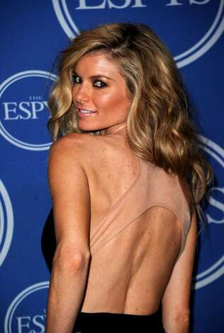 LOS ANGELES, CA - JULY 14:  Model Marisa Miller poses in press room during the 2010 ESPY Awards at Nokia Theatre L.A. Live on July 14, 2010 in Los Angeles, California.  (Photo by Jason Merritt/Getty Images) *** Local Caption *** Marisa Miller Photo: Jason Merritt, Getty Images / 2010 Getty Images