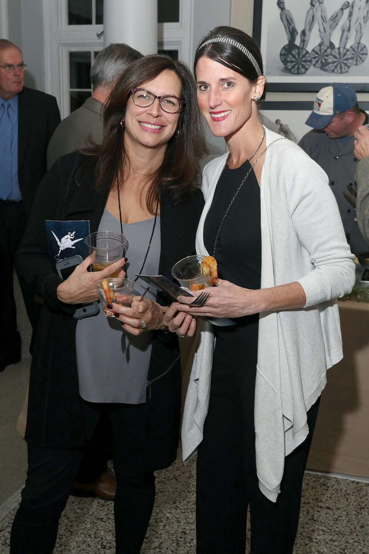 Were you Seen at TheTwenty-Third Annual Touched by an Angel to benefit The Community Hospiceat the National Museum of Dance inSaratoga Springson Thursday, Oct. 18, 2018?