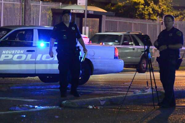 A man is dead Thursday night after a hit-and-run crash in west Houston.