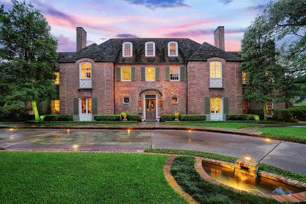 3389 Inwood Drive Date sold: Sept. 14, 2018 Sold price range: $5.86 million - $6.7 million