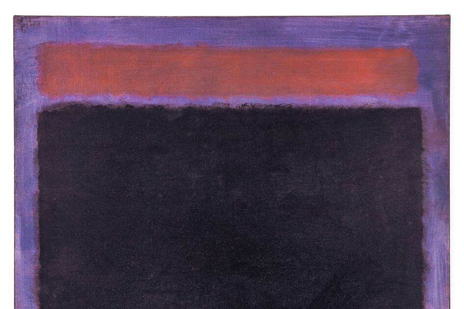 Mark Rothko's Untitled (Rust, Blacks on Plum) is expected to be auctioned for between $35 and $45 million. The 5-by-5-foot square painting features deep tones of dark plums, blacks, and purples. >>> Scroll through for photos at The Menil throughout the years.