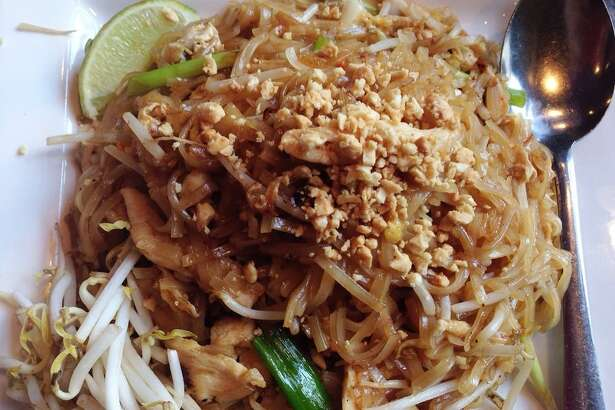 Chicken Phad Thai