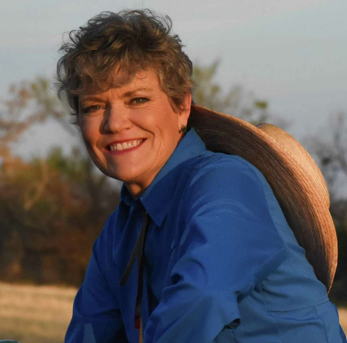 Kim Olson, (D), candidate for Agriculture Commissioner.