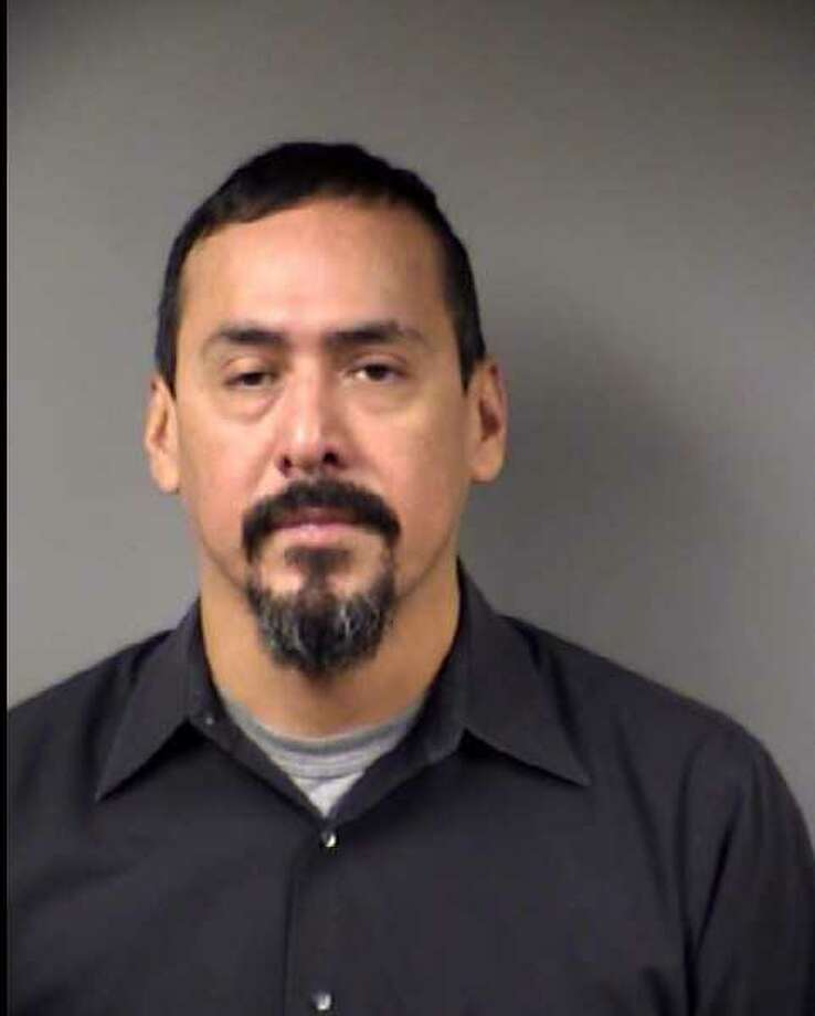 Kenneth Valdez is charged with 8 counts of tampering with evidence, according to his indictment. Photo: Bexar County Jail