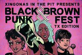 "Daisy Salinas just moved to town a year ago, but is leading the charge in creating the Black and Brown Punk Fest happening at La Botanica on the St. Mary's Strip. The event is the third installment of Xingonas in the Pit, a San Antonio group Salinas founded to celebrate ""mujer and nonbinary artists of culture."""