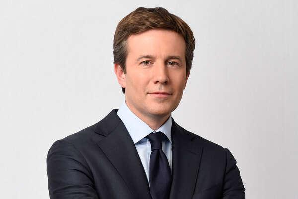 """CBS Evening News"" anchor Jeff Glor"