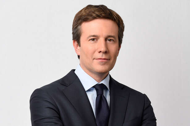 """CBS Evening News"" anchor Jeff Glor"