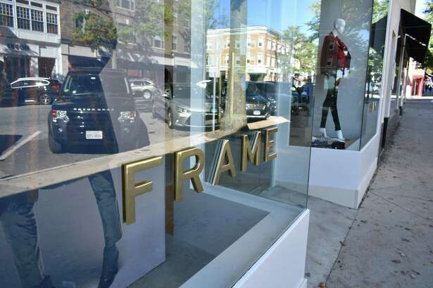 250 Greenwich Ave. -- The denim fashion retailer Frame opened its sixth store on Friday, Oct. 19, at 250 Greenwich Ave. in Greenwich, Connecticut. Created by Erik Torstensson and Jens Grede, Frame prices many of its jeans starting at $200, with tags ranging upward to $700 for some apparel. Frame is open 10 a.m.-6 p.m Monday-Saturday, and Sundays noon to 5 p.m. For information, visit www.frame-store.com or call 203-742 7719.